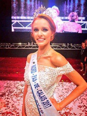 Miss Nord Pas de Calais 2017