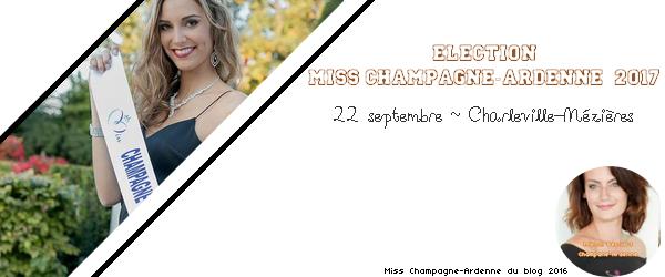 Miss Champagne-Ardenne 2017
