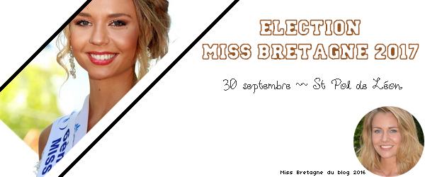Miss Bretagne 2017