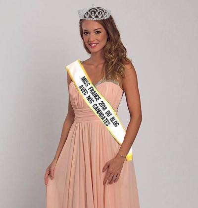 Election Miss France 2018 du blog avec nos candidates
