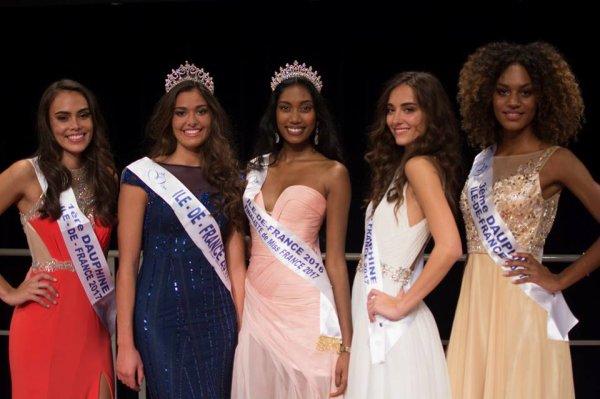 Miss Île de France 2017