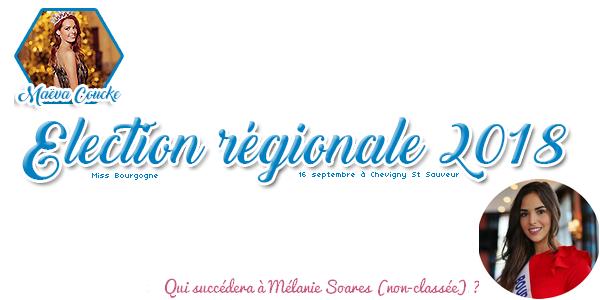 Election Miss Bourgogne 2018