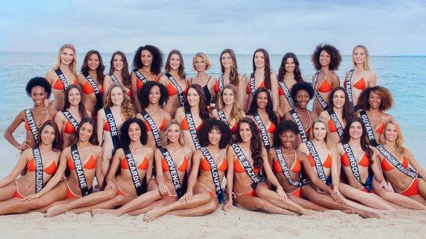 Promotion Miss France 2019