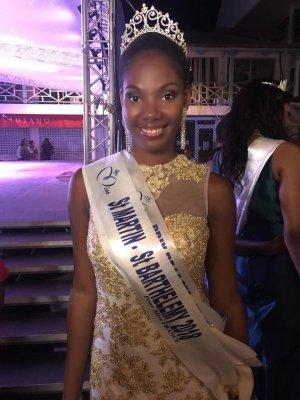 Miss Saint Martin/St Barthélémy 2018
