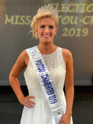 Miss Poitou-Charentes 2019