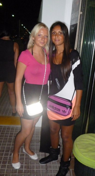 Angie & Moi