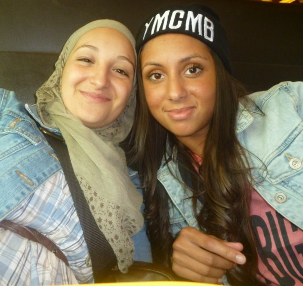 Leila & moi