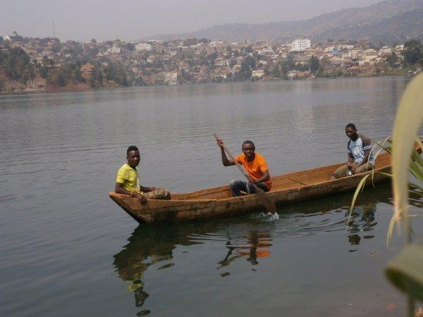Jules Kabeke à Bukavu