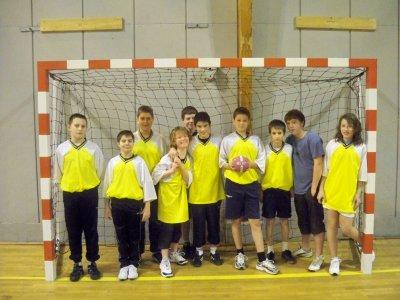 DEMI-FINALE DEPARTEMENTALE DE HAND-BALL