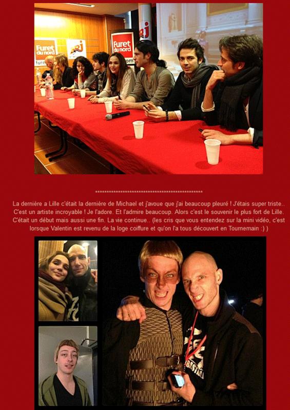 Compte rendu de Lille 2013 par Camille