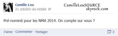 Statuts Facebook du reste du mois d'Octobre 2013 - 1