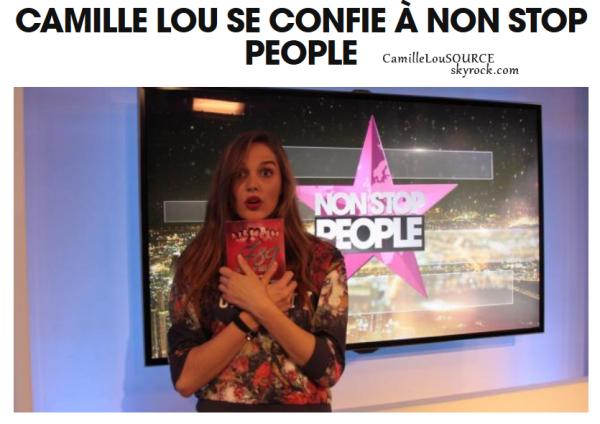 Lundi 28 septembre 2013 ; NON STOP PEOPLE ! en + Une chouette info à propos de l'après 1789 !!