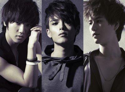 Super Junior K.R.Y. ♥