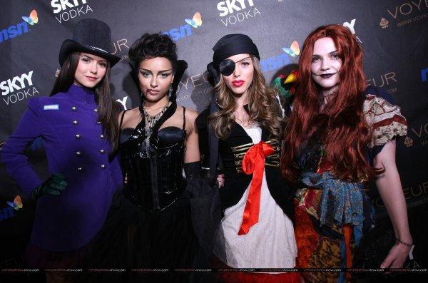 Joyeux Halloween les petits monstres ! ☠ [Vampire Diaries]