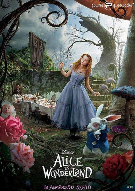 Alice au pays des merrveilles
