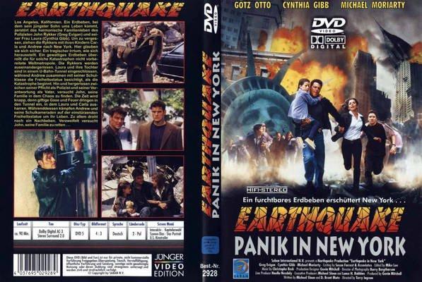Tremblement de terre a new-york (1998)