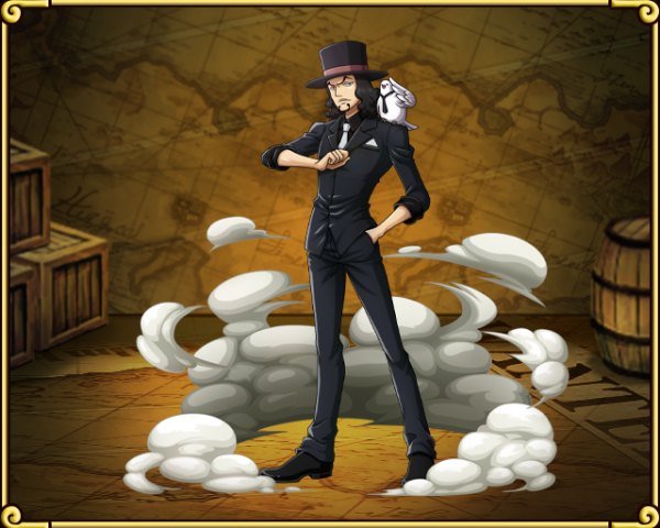 Rob Lucci Cipher Pol No. 9