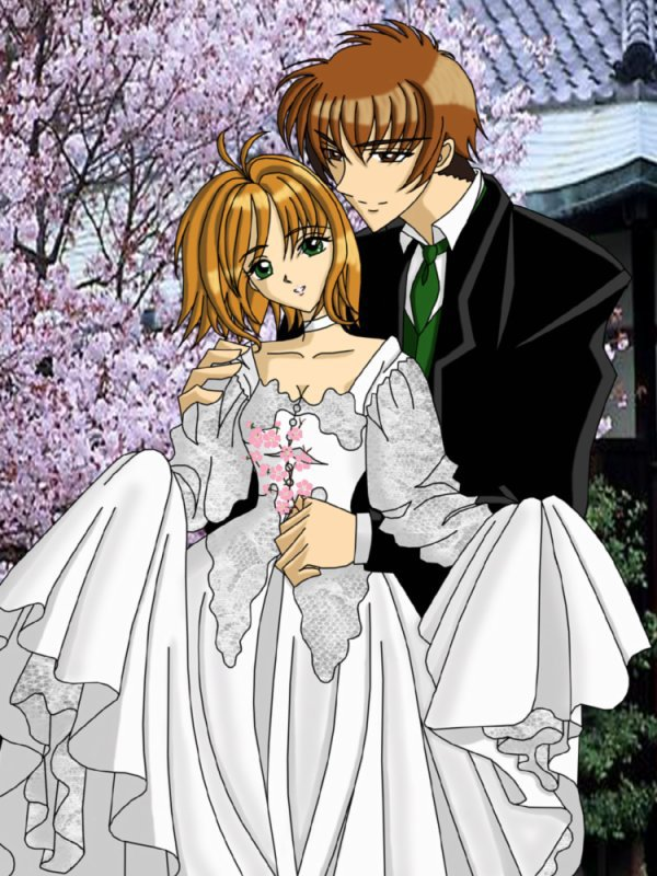 Sakura et Shaolan