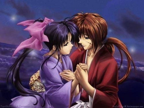kaoru et kenshin