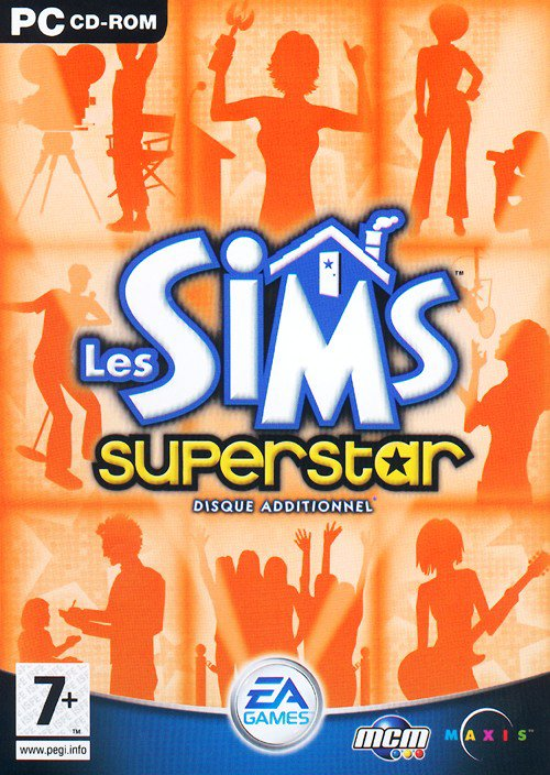Les sims superstar