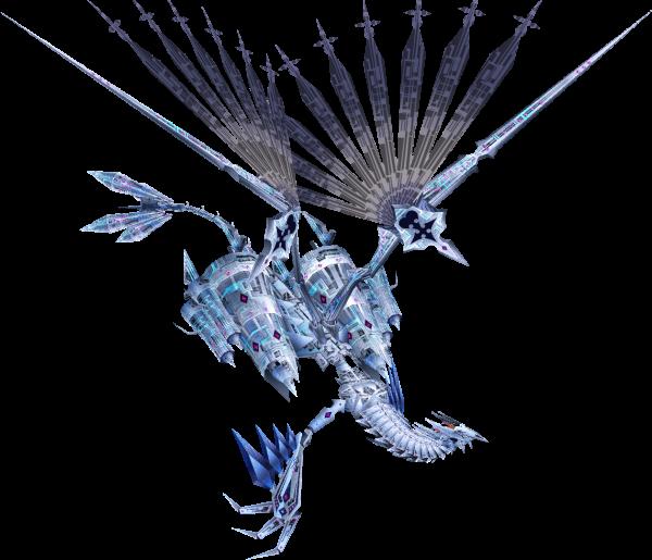 Xemnas Dragon