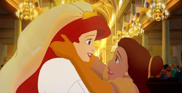 belle et Ariel