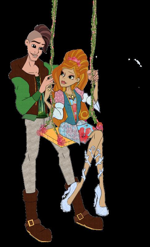 Ashlynn et Hunter