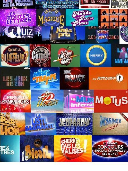 Jeux télévisés