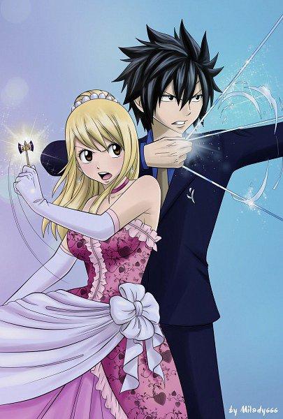 Lucy et Gray