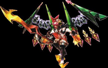 Xion Armor