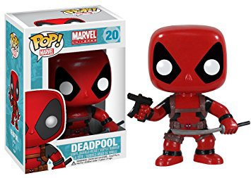 Pop Deadpool Collection Marvel n°20