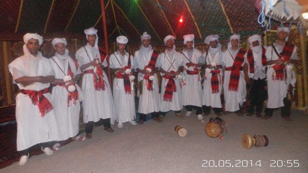 groupe folklorique ain nakhela
