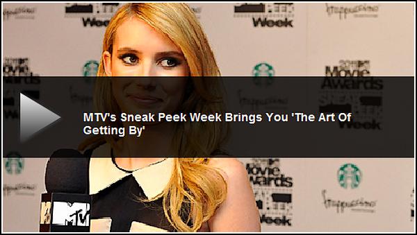 """31/05/11 : Emma a été présente au """" MTV Movie Awards """", pour son film """" The Art Of Getting By """"."""
