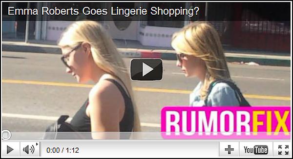 01/06/11 : Emmer a été repéré faisant du shopping avec quelques amis, dans Beverly Hills.
