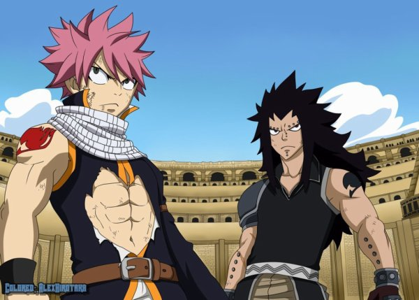 Dragon Slayer !! en force !! <3