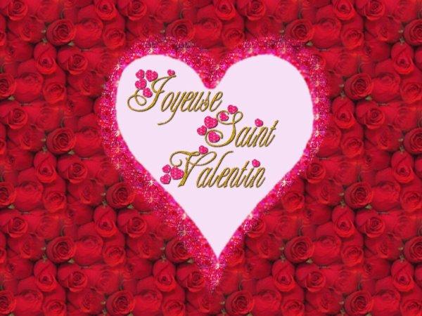 U U U Bonne Saint Valentin Et Joyeux