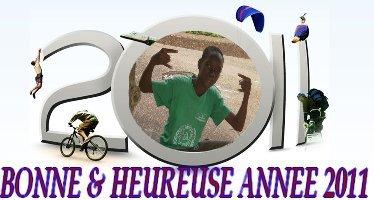 BOnNe & HeurEusE AnNéE 2011
