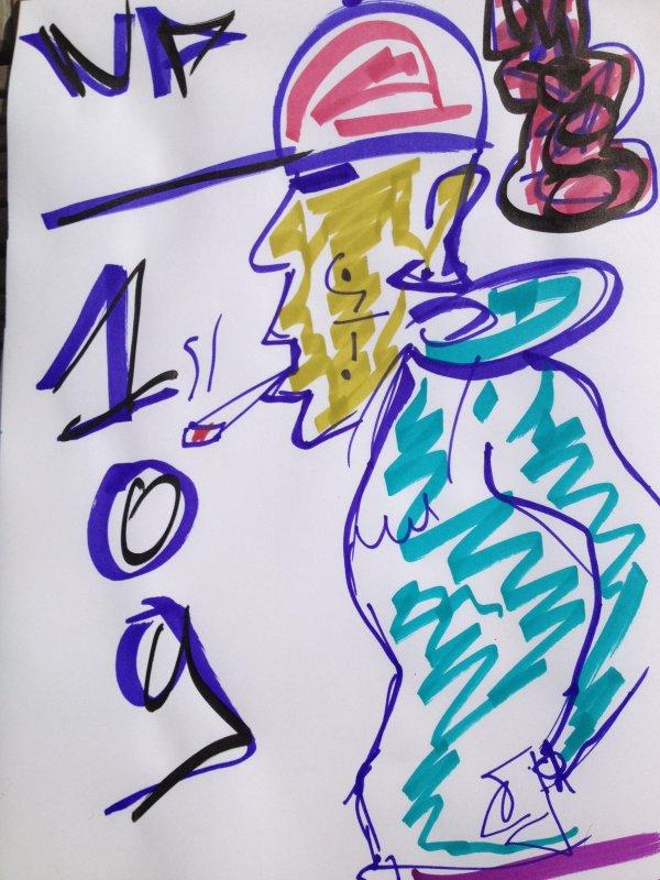 RAGE ET MELANCOLIE / 1.LE109 NICO MARCO /On m'a dit (2014)