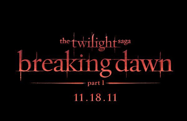 Le logo officiel de Breaking Dawn partie 1