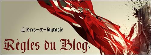 Les règles de mon blog