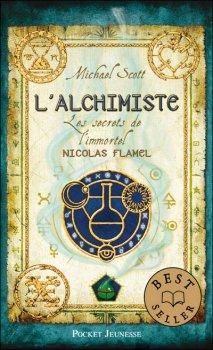 Les secrets de l'immortel Nicolas Flamel : L'alchimiste - Michael Scott