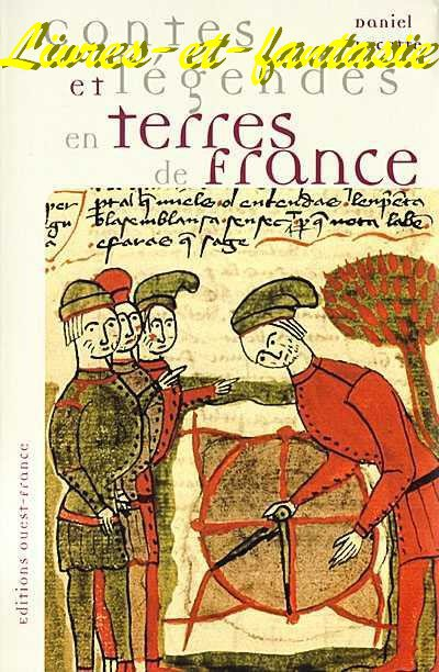 Contes et Légendes en terres de France - André Besson