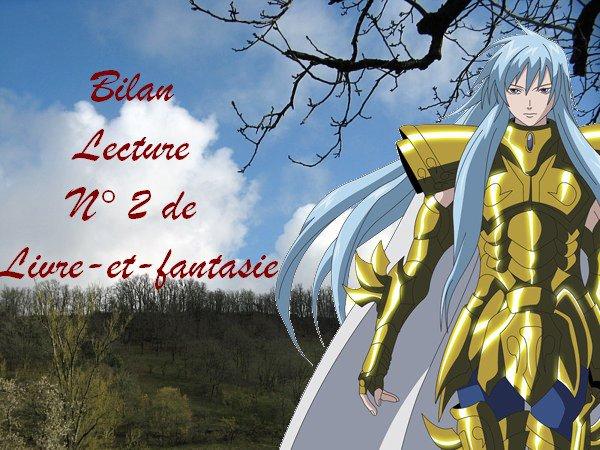 Bilan lecture N°2