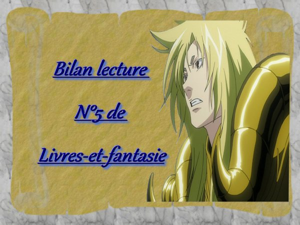 Bilan lecture N°5