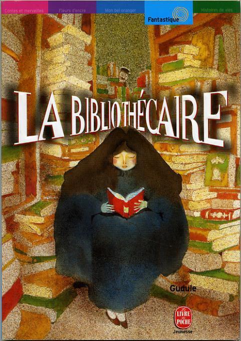 La bibliothécaire - Gudule