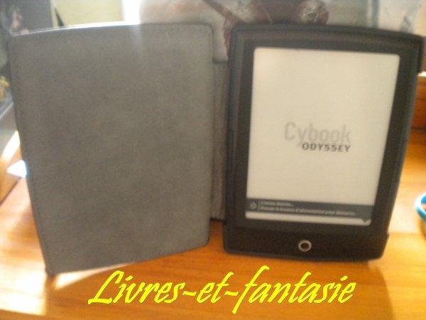 Hors-Sujet N°5 : Ma liseuse Cybook Odyssey