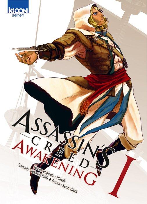 Assassin's Creed Awakening, tome 1 - Takashi Yano et Kenzi Oiwa