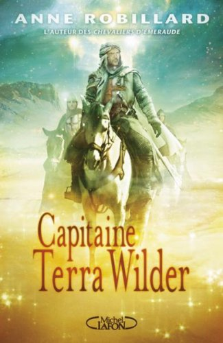 Capitaine Wilder - Anne Robilllard
