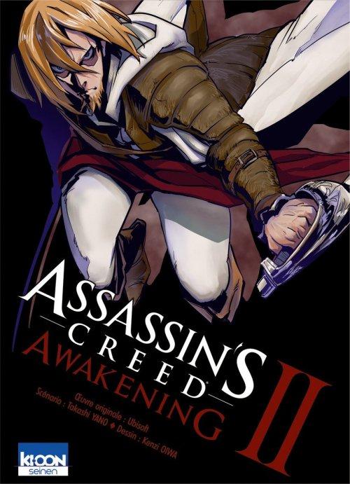 Assassin's Creed Awakening, tome 2 - Takashi Yano et Kenzi Oiwa