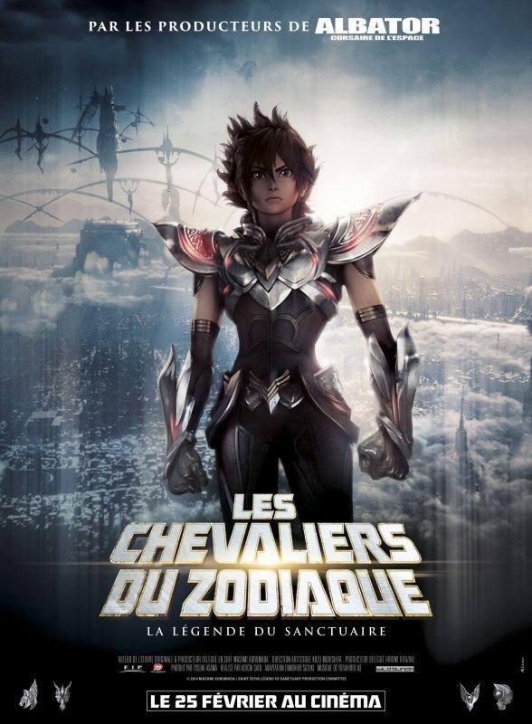 """Hors-sujet N°6 : Mon avis sur le film """"Les chevaliers du Zodiaque : La légende du Sanctuaire"""""""